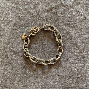 J. Crew chain link bracelet